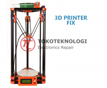 Tutorial memperbaiki printer 3D